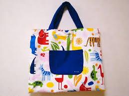 がんばるママを応援!手作り通園バッグの作り方 [動画あり]のサムネイル画像
