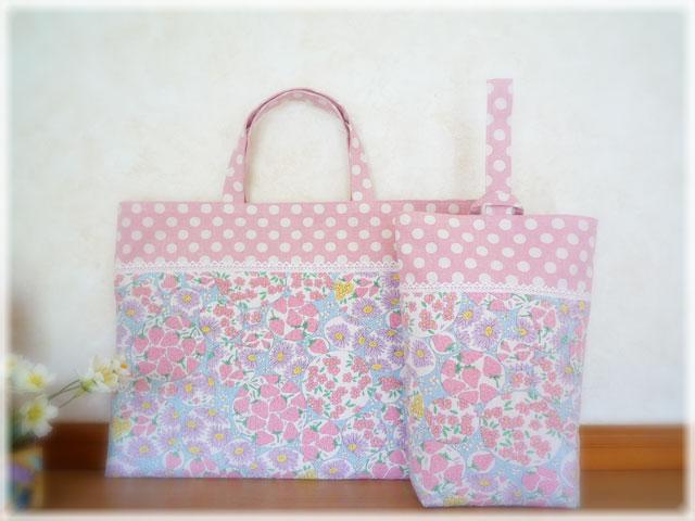 幼稚園バッグを手作りしましょう!作り方やデザインを紹介しますのサムネイル画像