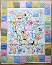 キットを使って生まれてくる赤ちゃんのためにベビーキルトを作ろう!のサムネイル画像