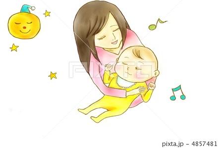 ママになったら歌いたい♪赤ちゃんの寝かせつけには子守唄を☆のサムネイル画像