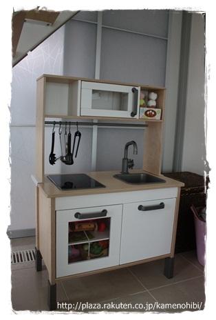 オシャレで安くてアレンジも自在!IKEAの木製ままごとキッチンのサムネイル画像