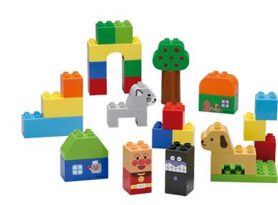 プレゼントに!脳科学から生まれたおもちゃ!ブロックラボのブロックのサムネイル画像