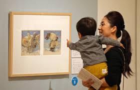子供と一緒にレッツ☆ゴー!!絵本の美術館で芸術気分を楽しもうのサムネイル画像
