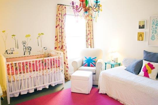 赤ちゃんの部屋はどんな風に作ってる?赤ちゃんの部屋作りをご紹介☆のサムネイル画像