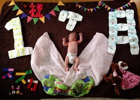 生後一ヶ月の赤ちゃんってどんな時期?気になる点をまとめましたのサムネイル画像