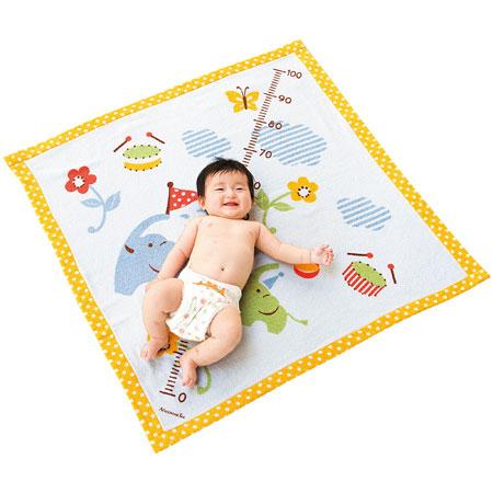 赤ちゃんの身長の測り方と月齢別に赤ちゃんの平均身長をご紹介しますのサムネイル画像