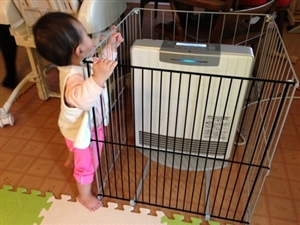 赤ちゃんを危険から守る!ベビーガードで安全対策をしましょう♪のサムネイル画像