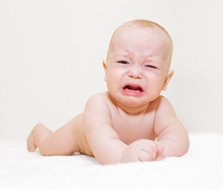 一体何で泣いているの!?赤ちゃんの泣き声には秘密が隠されていた!のサムネイル画像