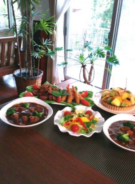 彼氏が喜ぶ「誕生日ご飯」の人気ランキングとレシピをご紹介♡のサムネイル画像