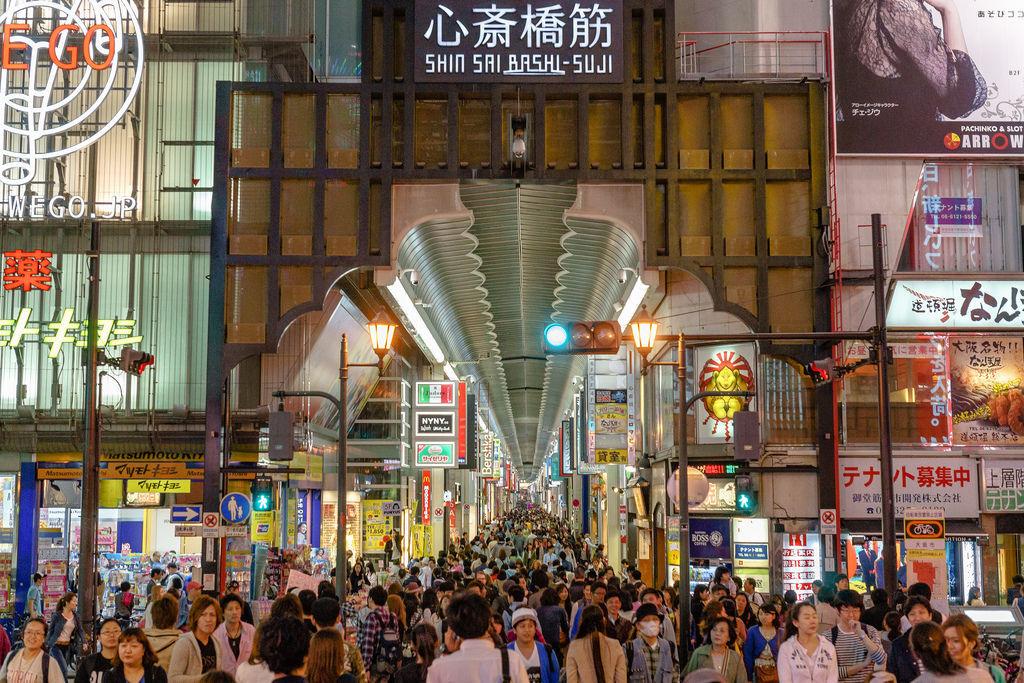 おしゃれな店が並ぶ心斎橋、デートにお勧めのスポットとは?のサムネイル画像