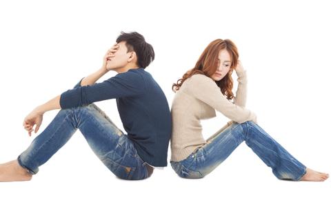 彼氏と喧嘩した・・・お互いに無視している状態はいつまで続くの?のサムネイル画像