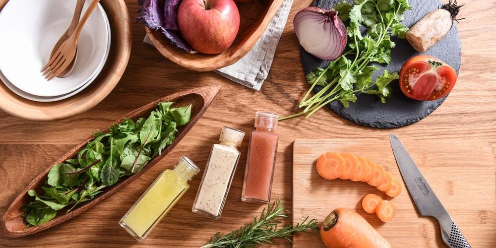【女性必見!】最近野菜不足?ヘルシーサラダランチが食べれるお店ベスト5のサムネイル画像