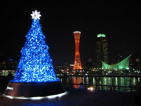 冬のデートスポット♡兵庫のイルミネーションスポット一挙ご紹介!のサムネイル画像