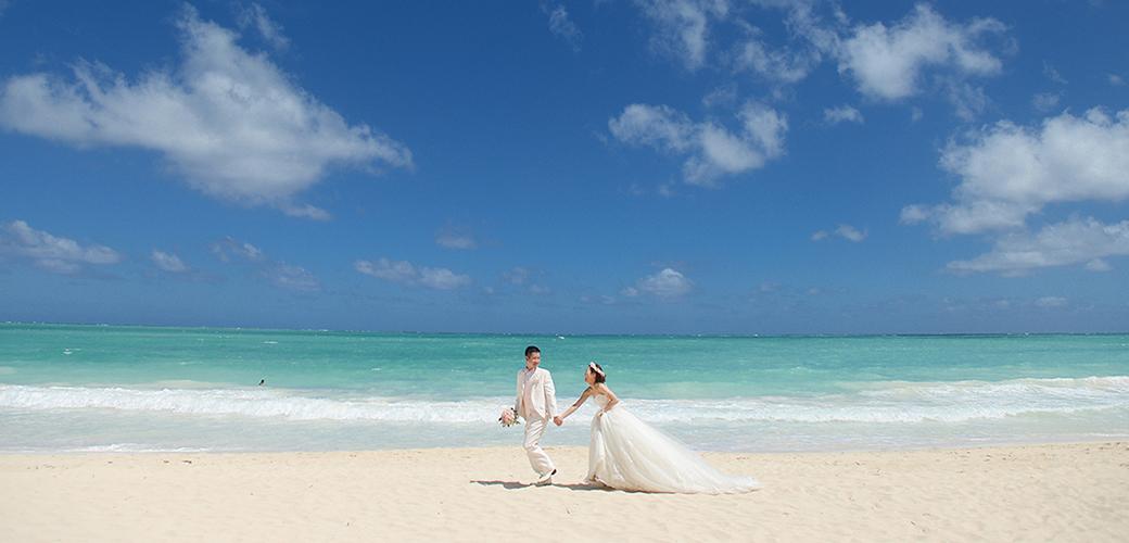 一生忘れなれない思い出に!ハワイで結婚式を挙げてみませんか?のサムネイル画像