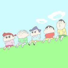 嵐を呼ぶ幼稚園児クレヨンしんちゃんのイラスト集めてみました